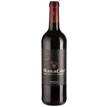 Mouton cadet vin rouge 75CL