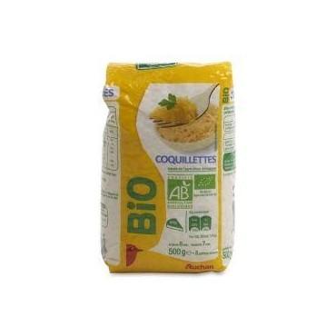 Auchan Bio coquillettes 500g