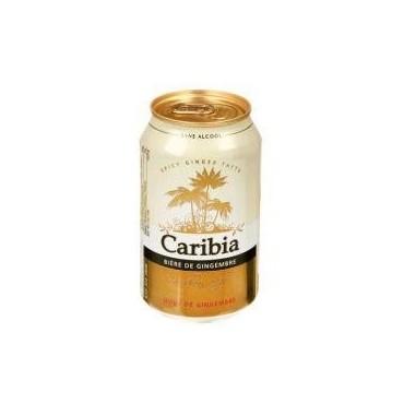 Caribia bière de gingembre...