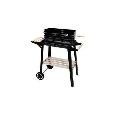 Barbecue à charbon...