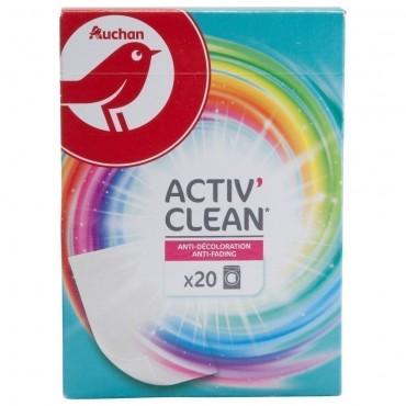 Auchan activ\'clean...