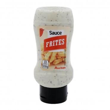 Auchan sauce frites 350g