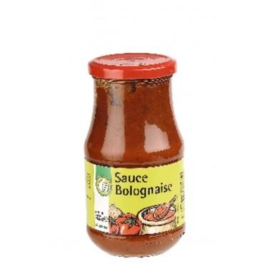 Pouce sauce bolognaise