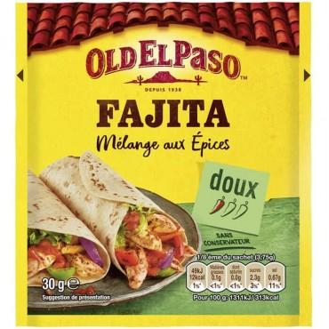 Old El Paso mélange...