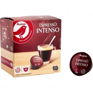 Auchan capsules espresso...