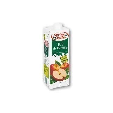 Auchan pur jus de pomme 1l