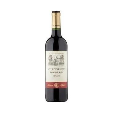 Bordeaux chat.rousseau rouge