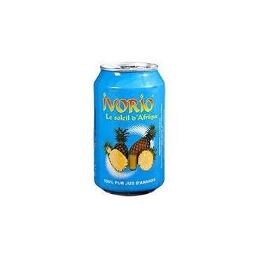 Ivorio jus ananas 33CL