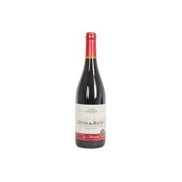 Côtes du Rhone vin rouge Ogier