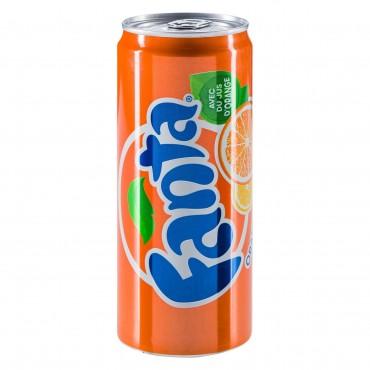 Fanta Orange Canette 33CL
