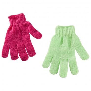 Cosmia gants de massage x2