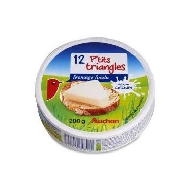 Auchan fromage fondu 12...