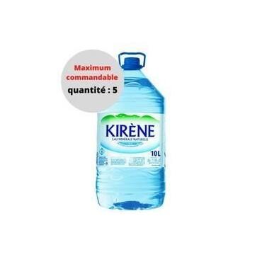 Kirène eau minérale 10L