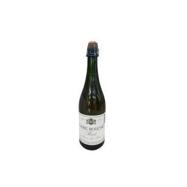 Cidre Bouché brut 75cl