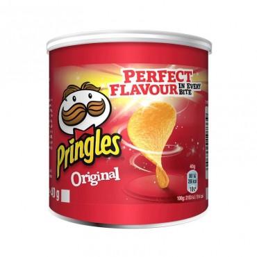 Pringles chips original 40g