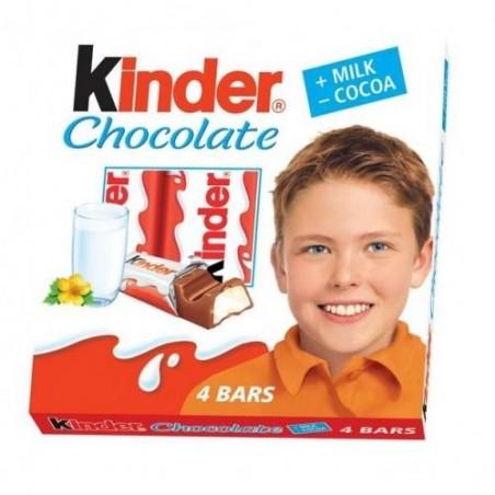 Kinder choco t4 x20 50g