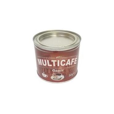 Multicafé café soluble 50g
