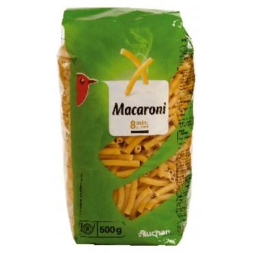 Auchan macaroni qualité...