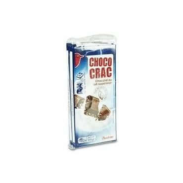 Auchan chococrac lait 100g