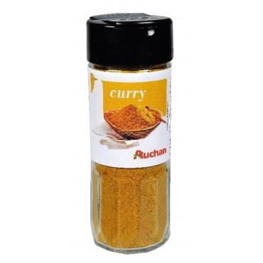 Auchan curry moulue