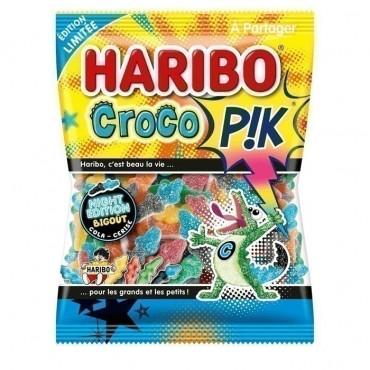 Haribo crocopik bonbons...