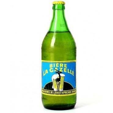 Gazelle bouteille bière 63cl