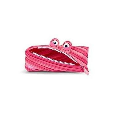 Zip\'it pochette monstre rose