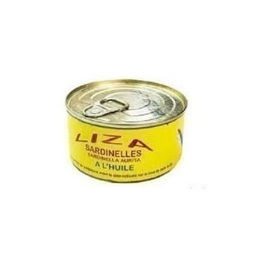 Liza sardinelle huile 200g