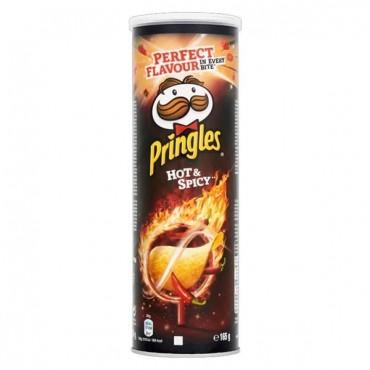 Pringles chips sweet hot &...