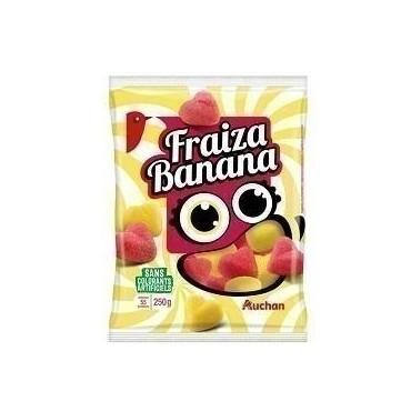 Auchan Fraiza Banana 250g