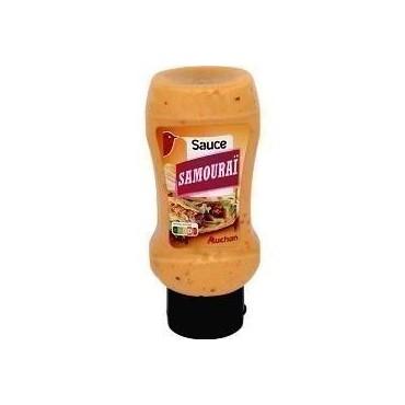 Auchan Sauce Samourai 340ml