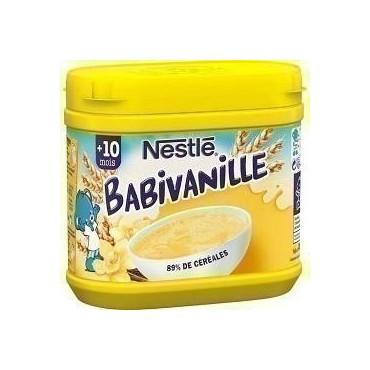Nestlé poudre babivanille 400g