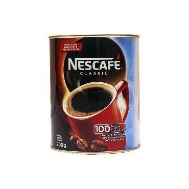Nescafé classic boite 200g