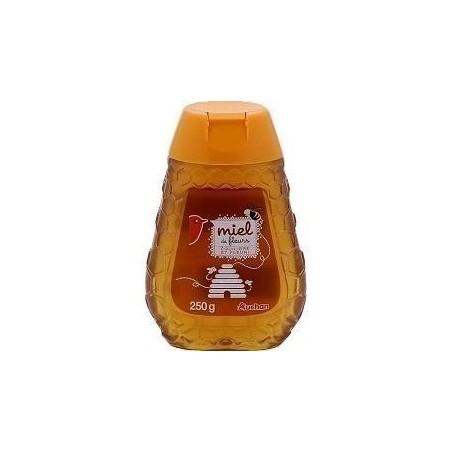Auchan miel squeezer 250g