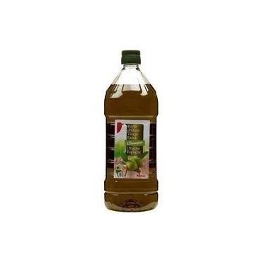 Auchan huile olive vierge 1,5L