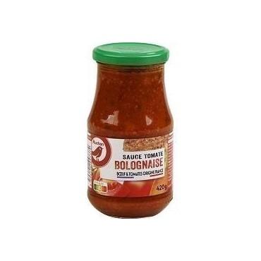 Auchan sauce tomate...