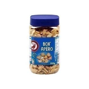 Auchan box apéro mélange...