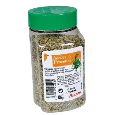 Auchan herbes de Provence 85g