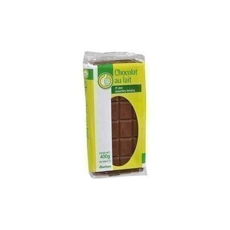 Pouce Chocolat Lait Noisette 4x100