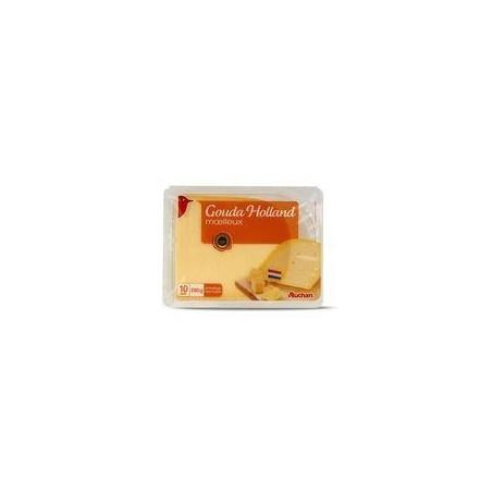 Auchan gouda Holland moelleux 290g