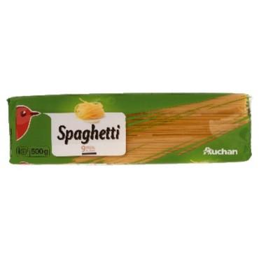 Auchan spaghetti 500g