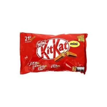 Kit Kat mini gaufrettes...
