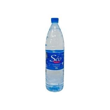 Séo eau minérale 1.5l