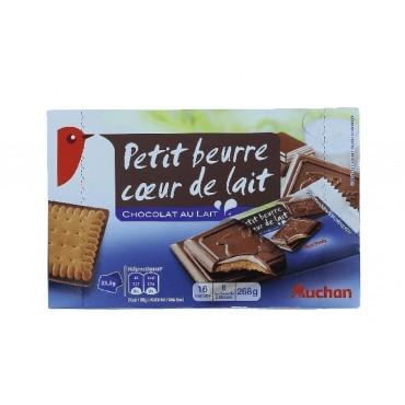 Auchan petit beurre cœur de...