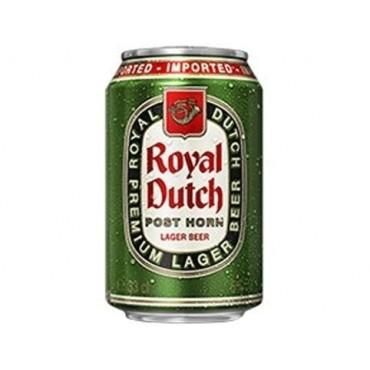 Royal Dutch bière canette 33CL