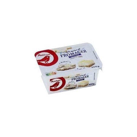 Auchan fromage frais nature 300g